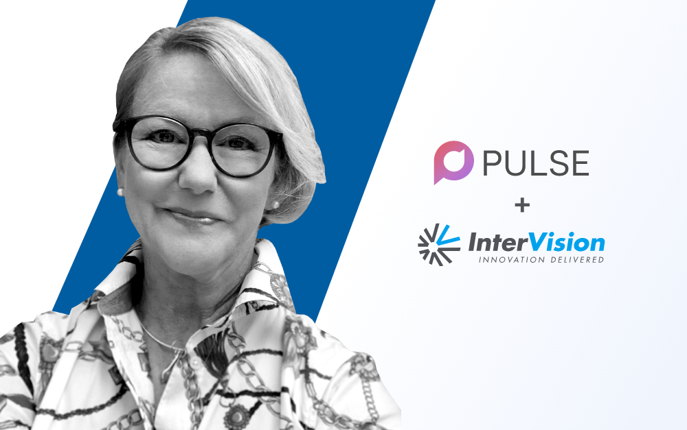 Headshot of Jennifer Vogel, Director of Marketing at InterVision