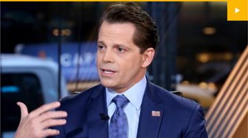 WHY ANTHONY SCARAMUCCI IS BETTING ON CRYPTO: 'BITCOIN IS IN ITS EARLY INNINGS'