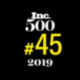 Inc 500 #45 award
