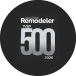 Top 500 remodeler in US award