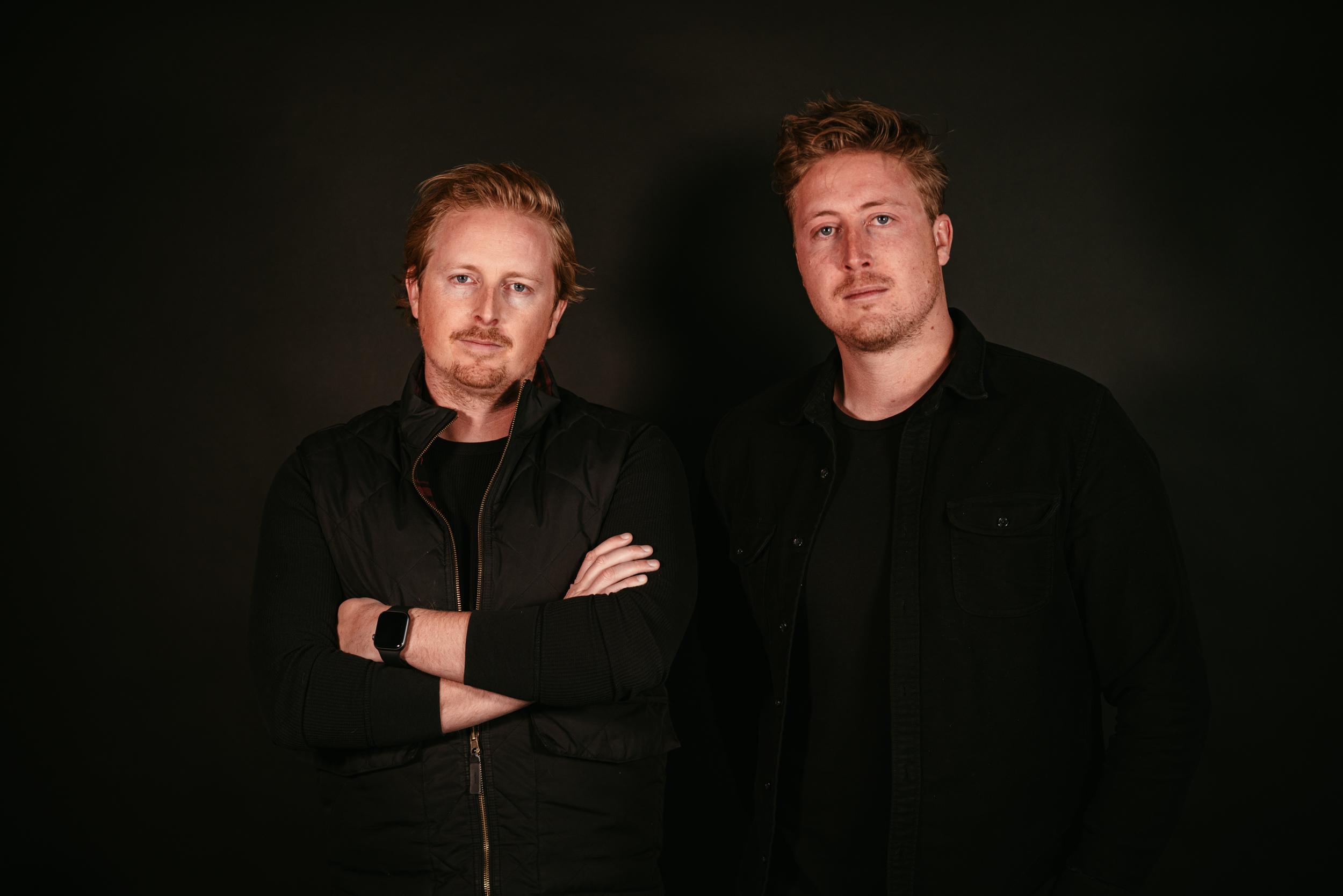 Clarke & jeff Mckinnon