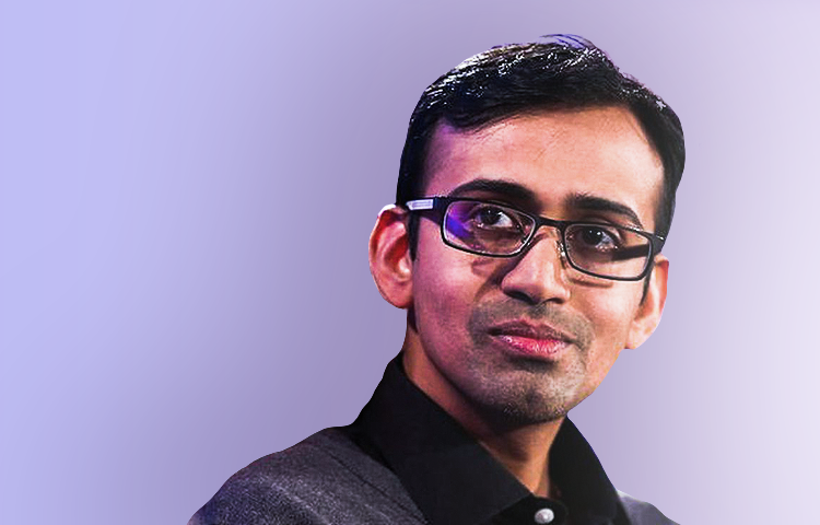 How Anand Chandrasekaran Mastered Change and Where it's Leading Him Next