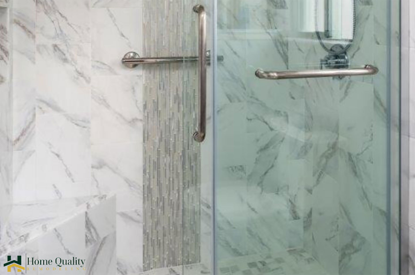 tempered glass shower doors