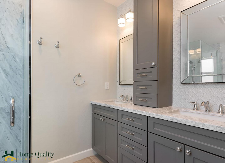 custom vanity cabinets