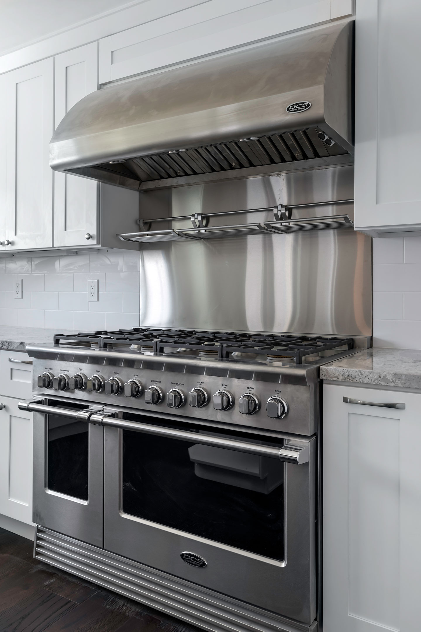 6 stage stone with double oven