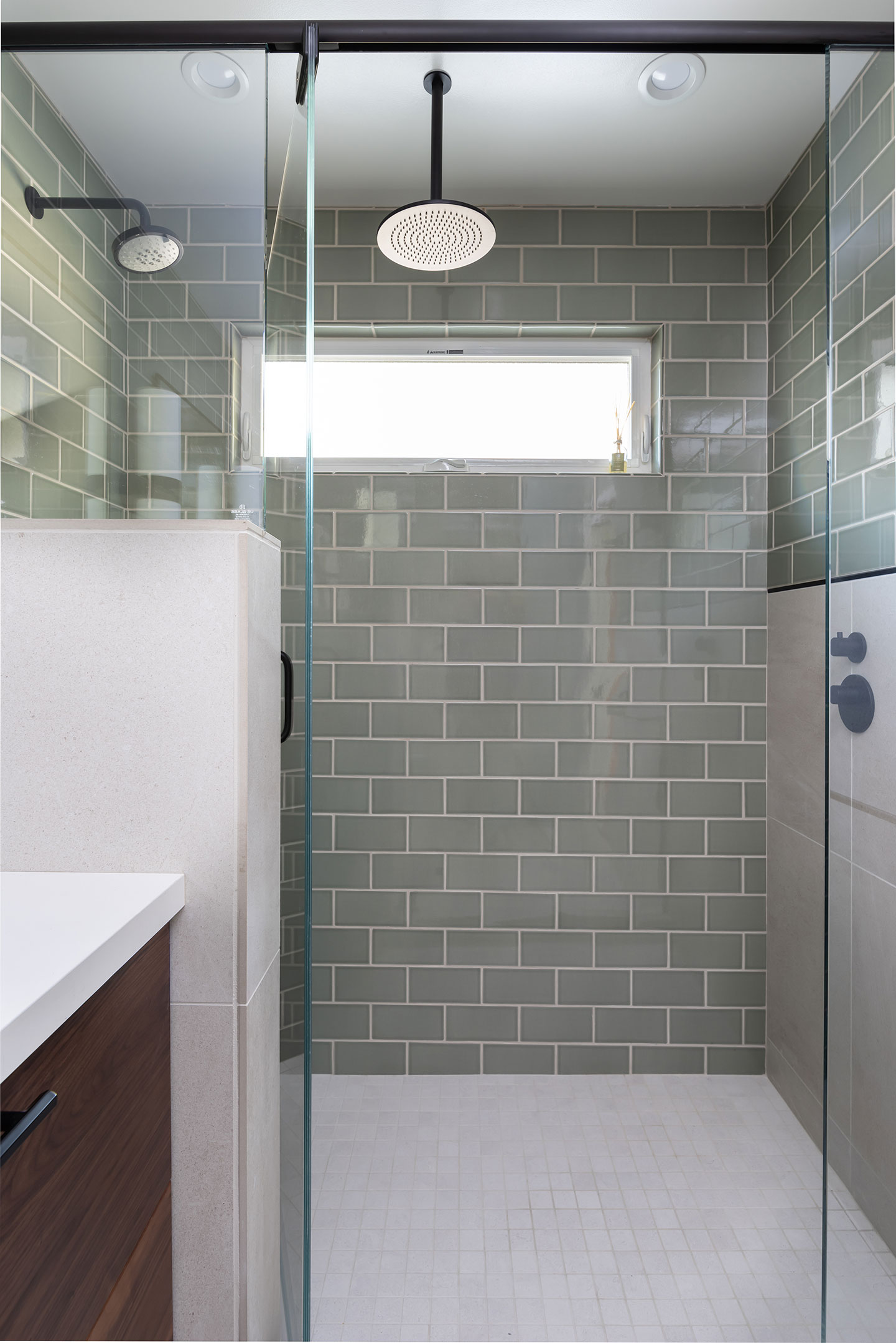 double shower master bathroom