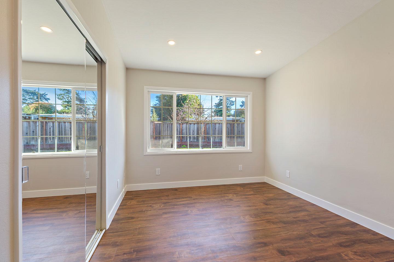 LVL bedroom floors