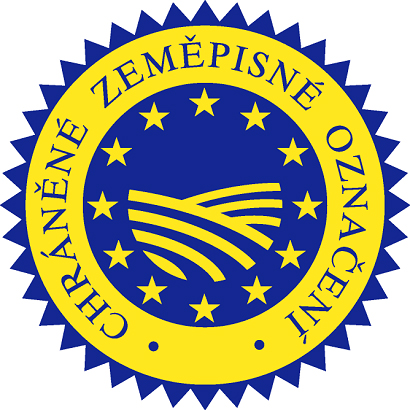 Logo Chráněné zeměpisné označení
