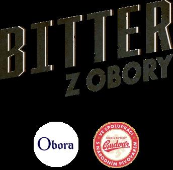 Bitter z Obory ve spolupráci s Budějovickým Budvarem