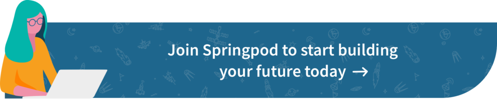 Join Springpod to find degree apprenticeships
