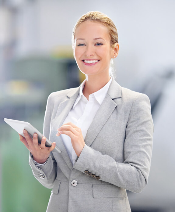 Woman owned business uses Cash Flow used for business operations and inventory