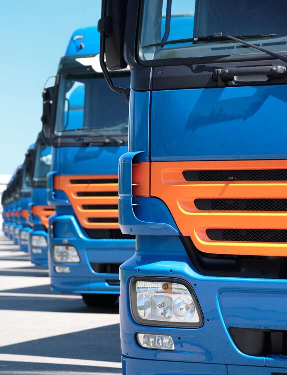 Trucking Companies use Cash Flow Lenders