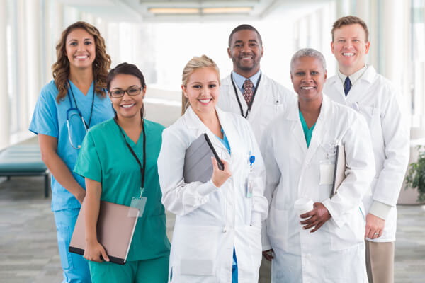 Factoring receivables for medical providers
