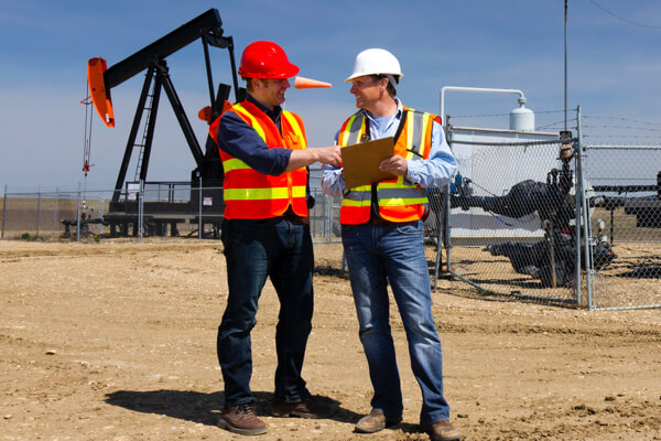 Factoring oil and gas companies