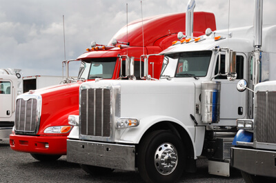 Leasing equipments to transportation companies