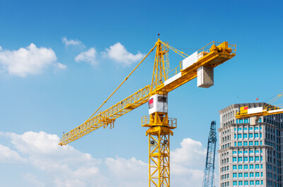 Leasing equipments to construction companies