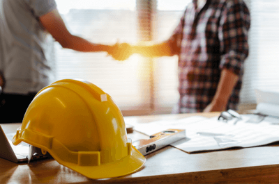 construction contract factoring