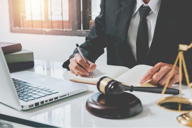 Legal document invoice