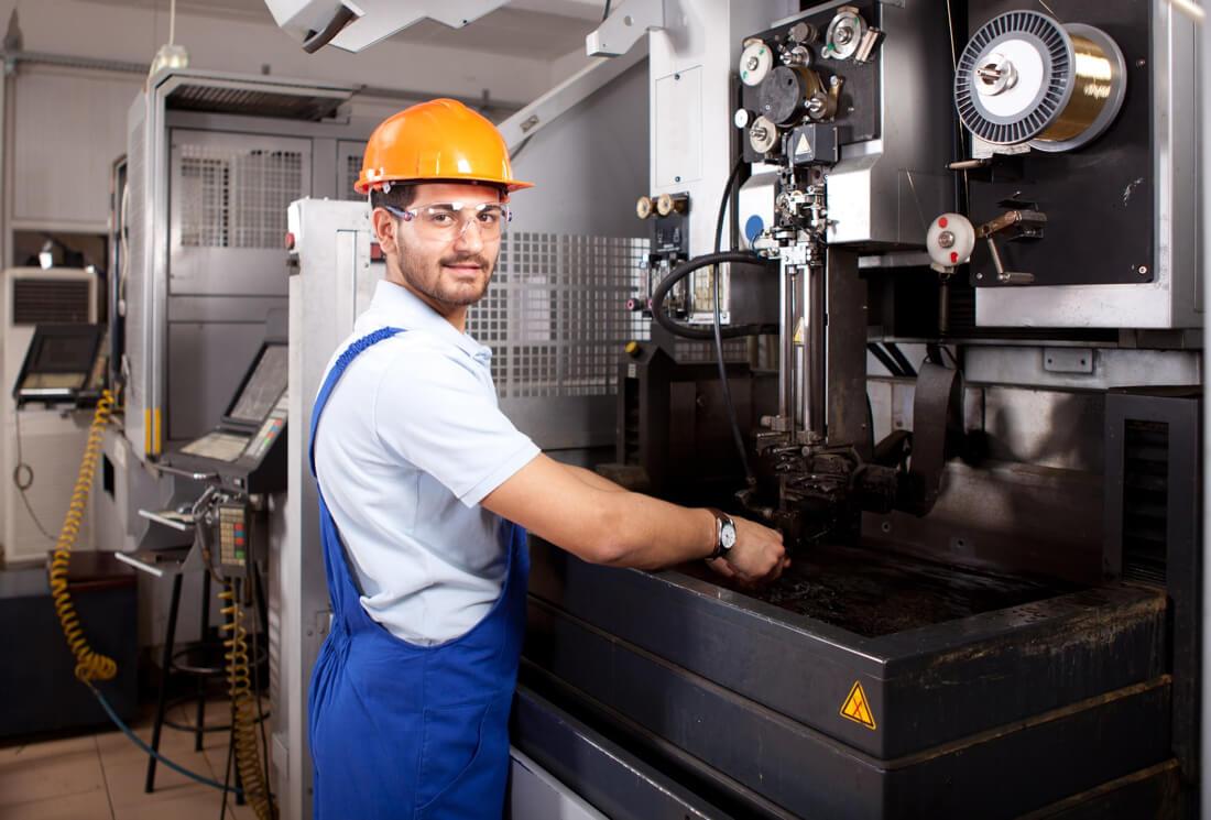 Man manufacturer machinery