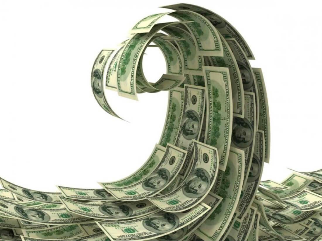 factoring wave of cash