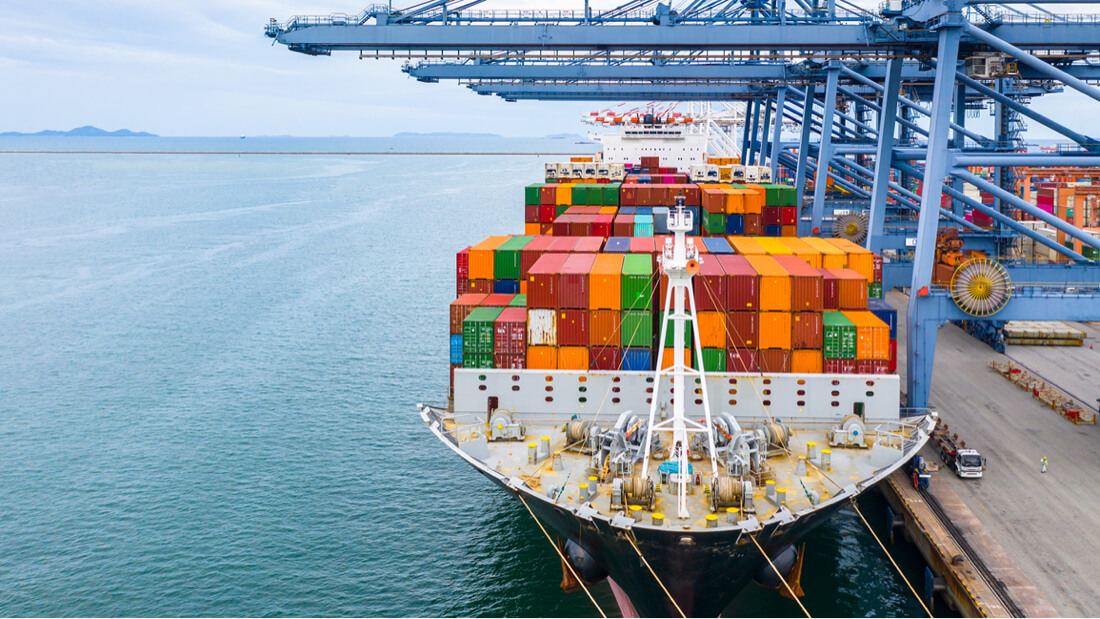 trade finance containers exportation