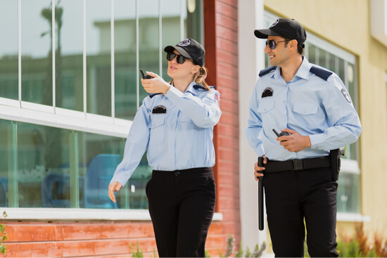 Security guard financing
