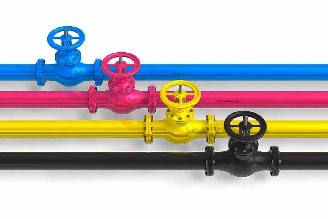 pipeline repair company invoice company
