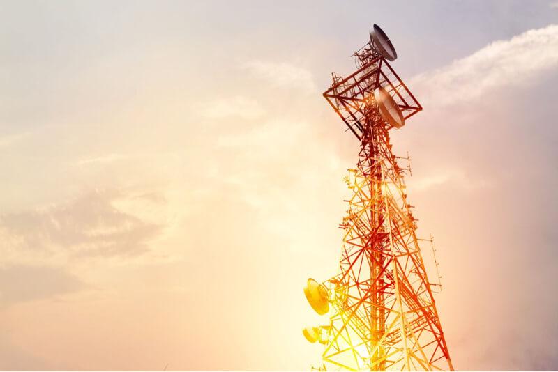 financing receivables cellphone tower construction
