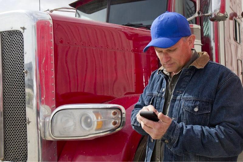 Truck driver hauler cash flow