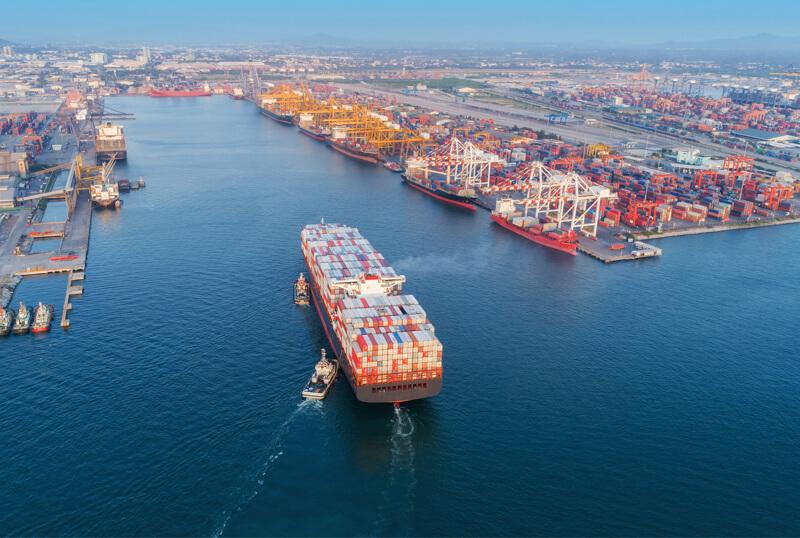po funding global trade
