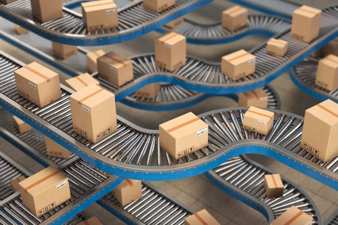 boxes supply chain