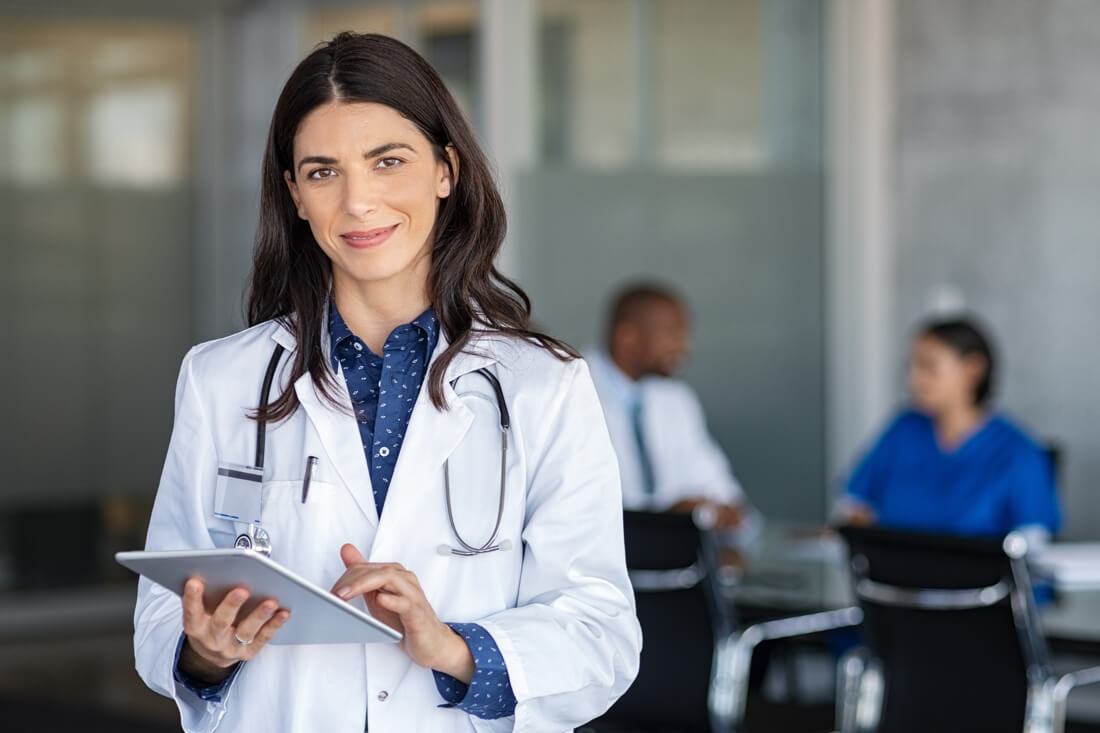 medical billing woman