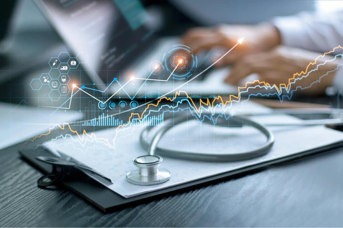 A/R lending healthcare