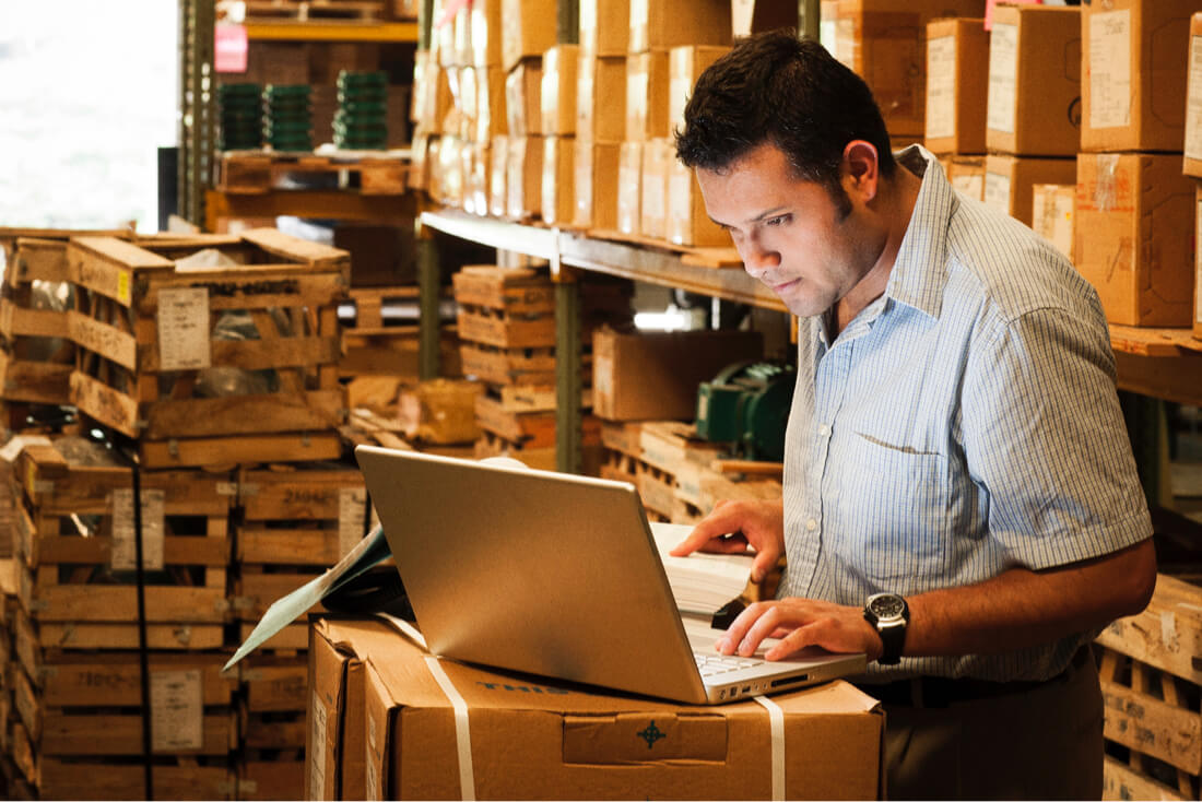 Small purchase order financing