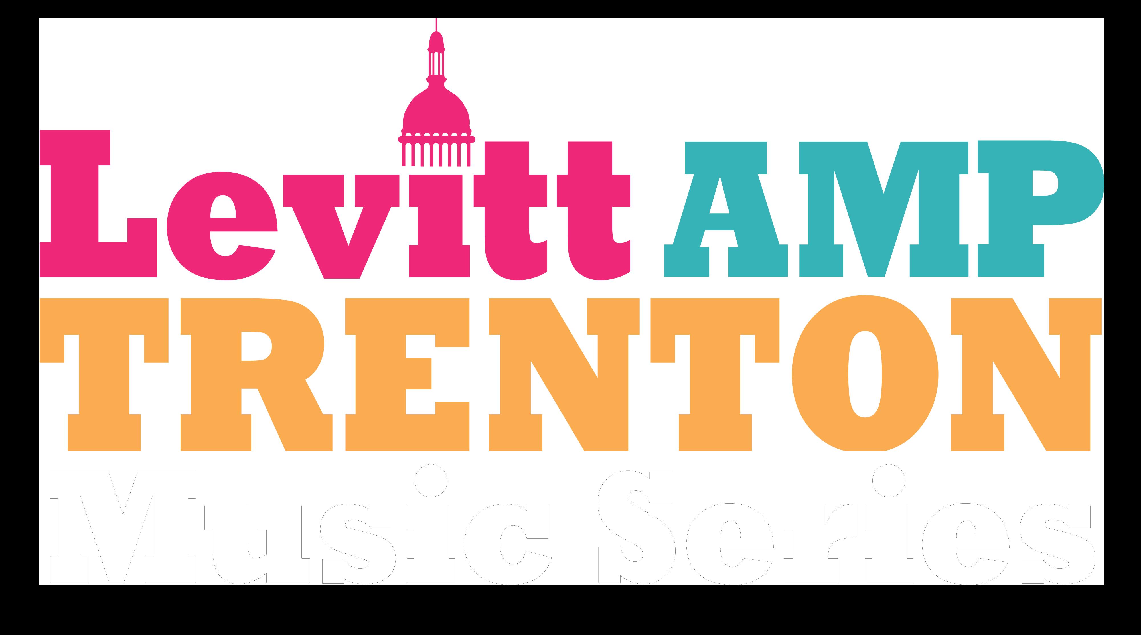 Levitt AMP Trenton Music Series Logo - Trenton NJ
