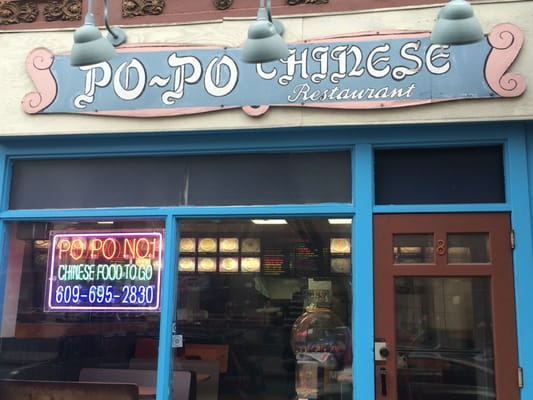 Po-Po Chinese Restaurant