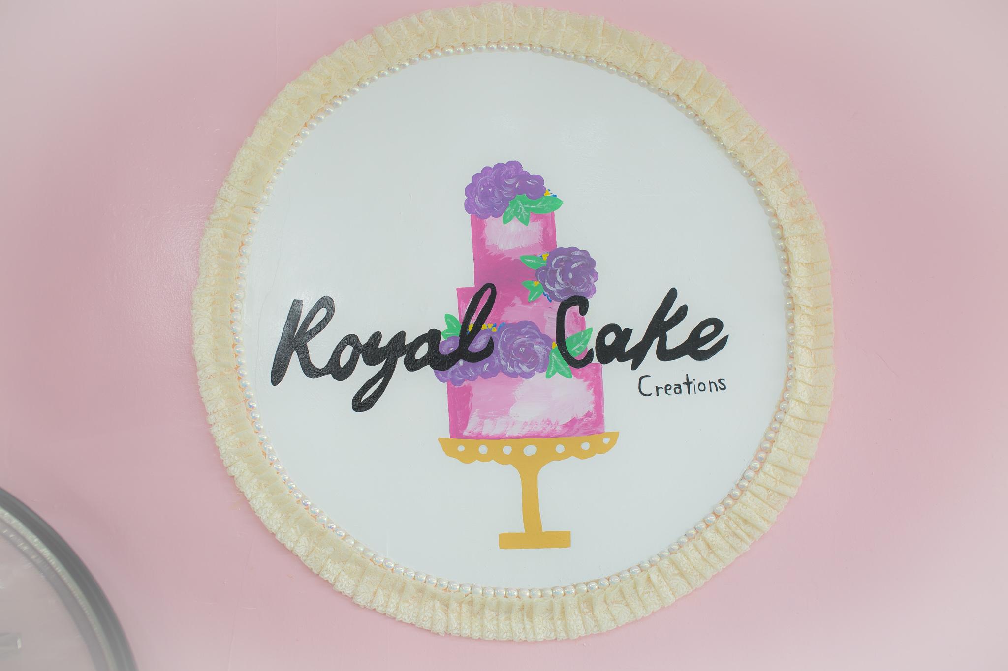 Royal Cake Creations