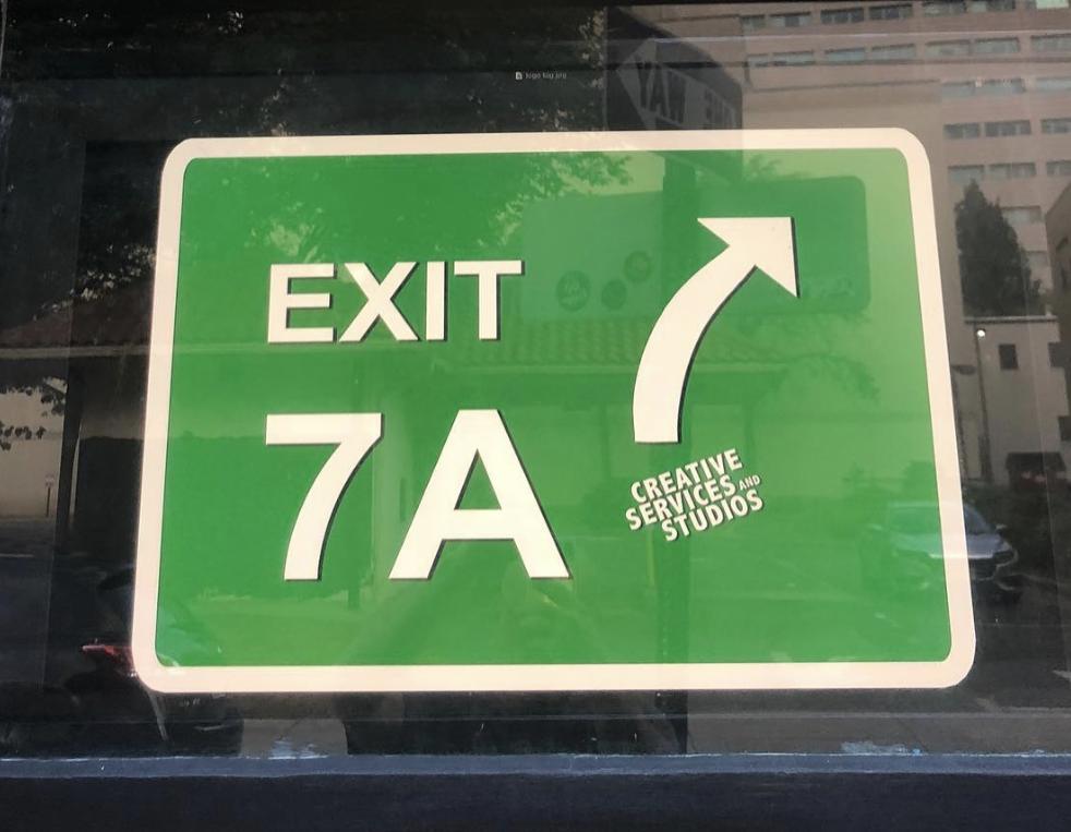 Exit 7A Creative Services and Studios