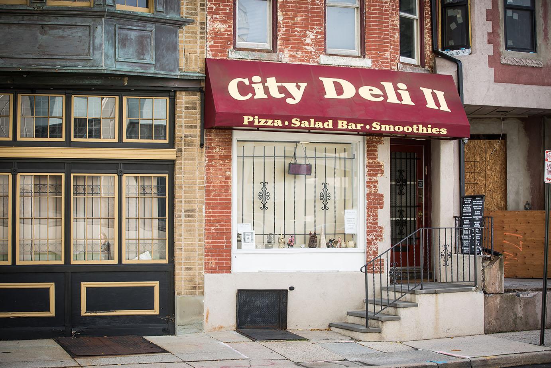 City Deli II