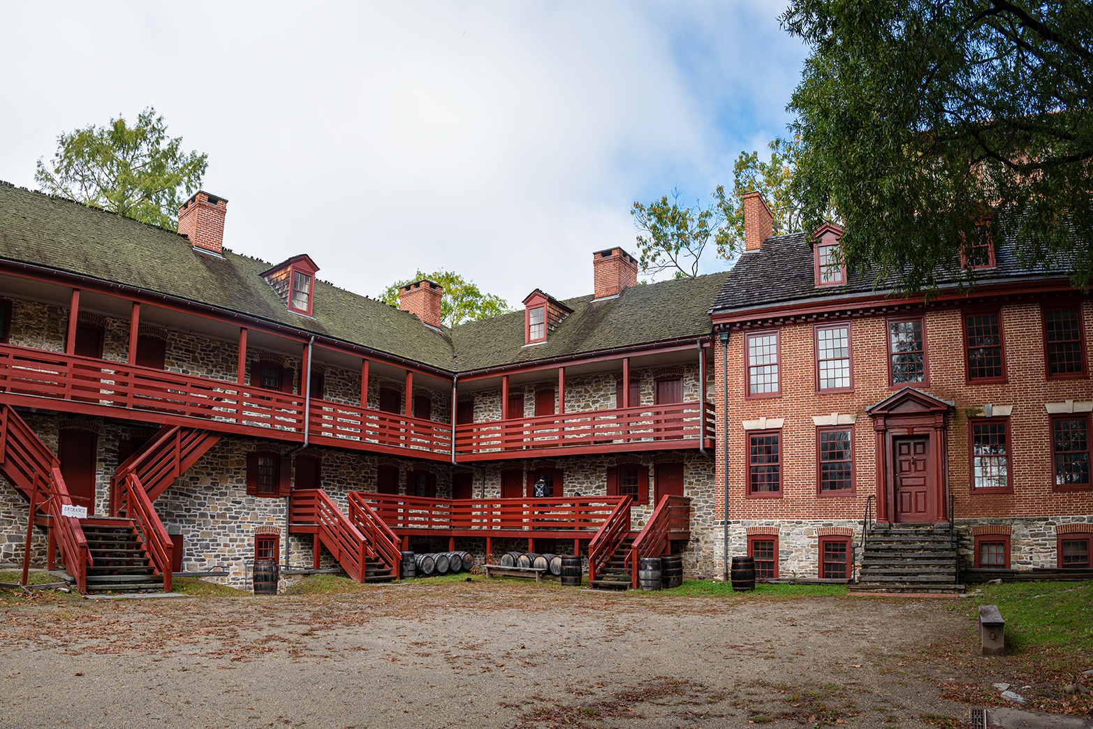 Old Barracks Museum