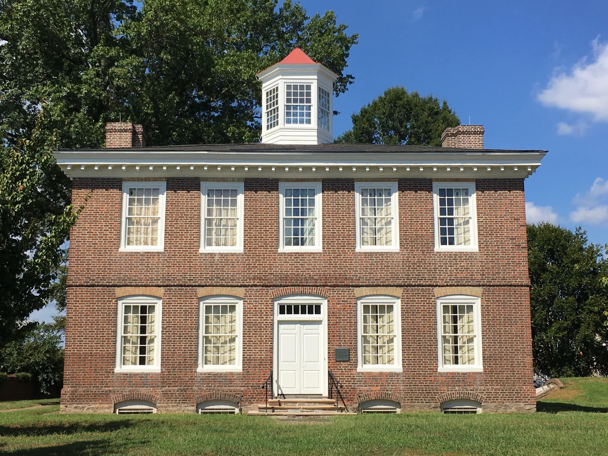 William Trent House Museum