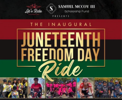 The Inaugural Juneteenth Freedom Day Ride