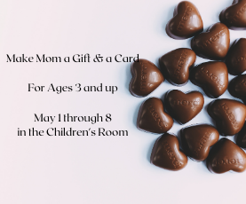 Make Mom a Gift and a Card