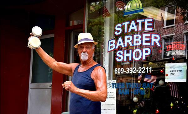 Trenton Barber Shop - State Barber Shop