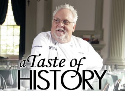 A Taste of History with Chef Walter Staib