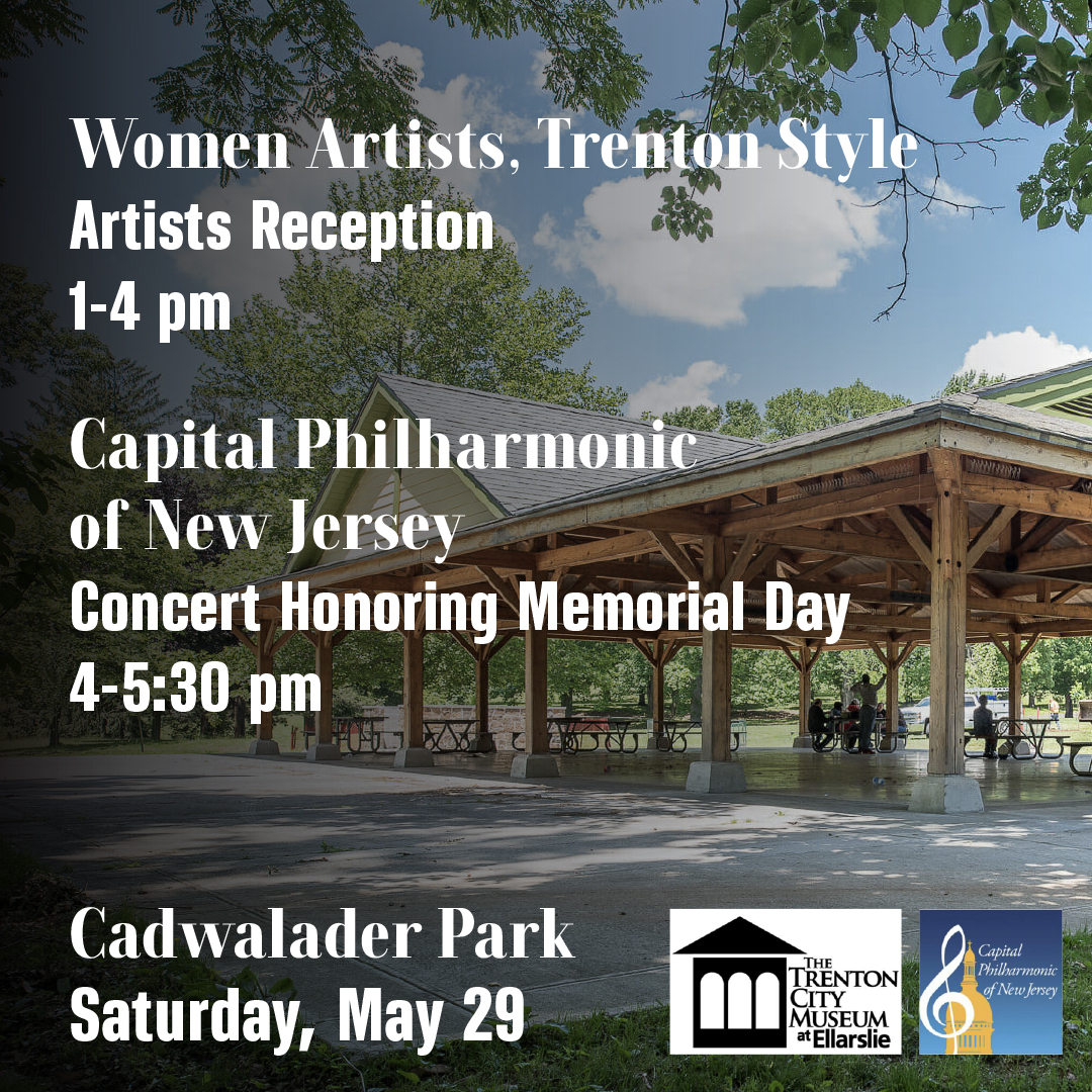 Women Artists, Trenton Style: Reception and Outdoor Concert