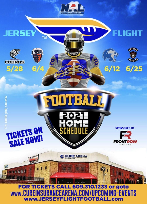 Jersey Flight Football