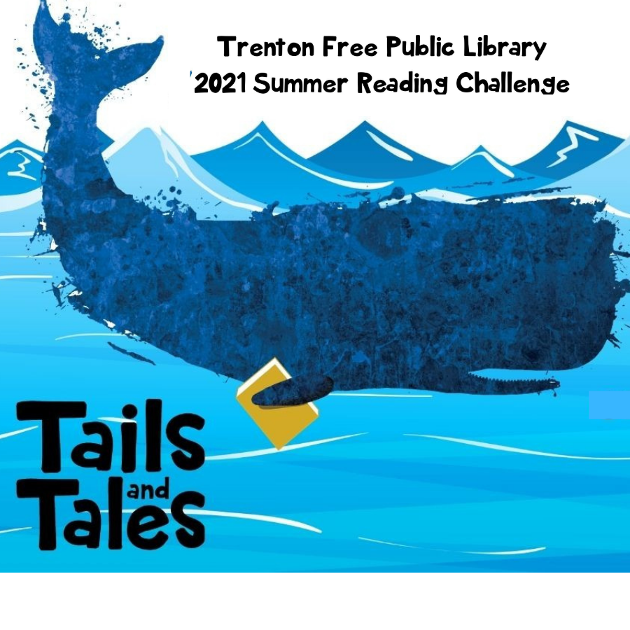 Tails and Tales: 2021 Summer Reading Challenge