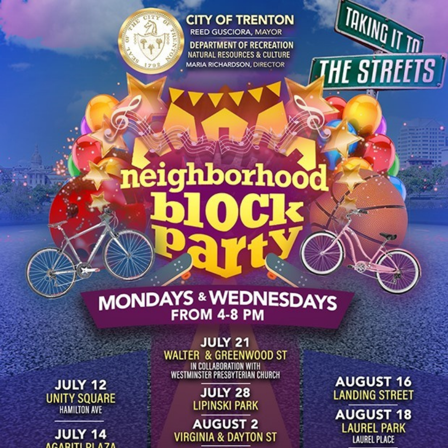 Taking It To the Streets: Neighborhood Block Party