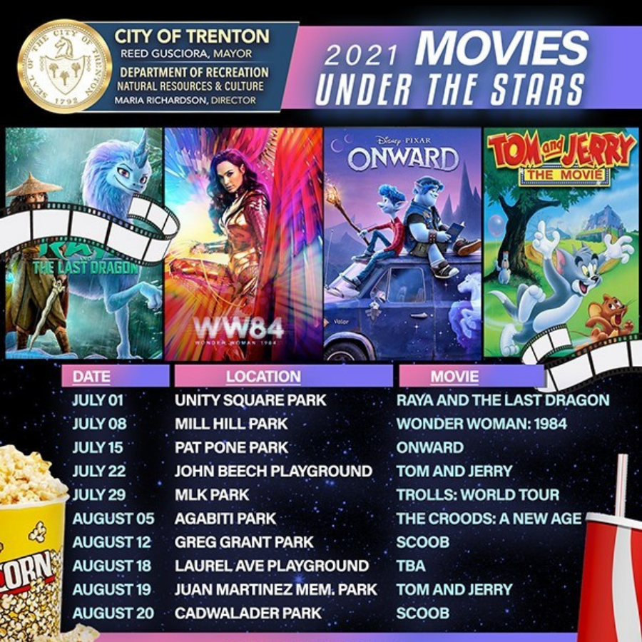 2021 Movies Under the Stars: Tom and Jerry
